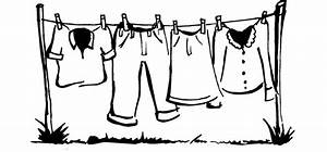 Clothes Line Art - Cliparts.co