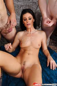 Great Looking Milf Is Fucking Two Guys Photos India