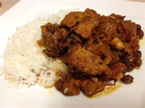 moroccan chicken made on stove top crock pot or tagine recipe food