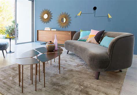 emejing decoration de salon images 1 salon vintage 8 idées déco qu 39 on adore décoration