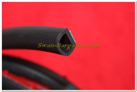 Universal Car Door Sound Proofing Rubber Seal Malaysia
