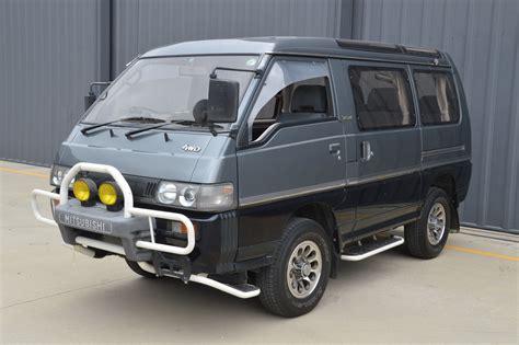Mitsubishi Delica Modification by 1991 Mitsubishi Delica Toprank Motorworks