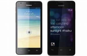 Huawei Ascend G510 And Ascend Y300 With Android Jelly Bean