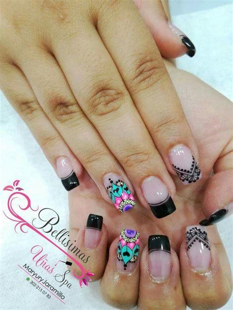 See more of diseños de uñas on facebook. Diseño e uñas mandala | Diseños de uñas atrapasueños, Uñas decoradas mandalas, Uñas con figuras