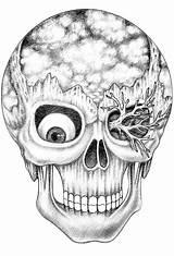 Grayscale Demonic Rachelmintz sketch template