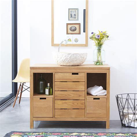 canap de couleur meuble sous vasque en chne massif style classique tikamoon