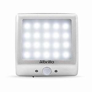 Led Schrankbeleuchtung Akku : albrillo ll sl g002 bewegungsmelder test 2018 ~ Markanthonyermac.com Haus und Dekorationen