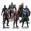 22cm Marvel Avengers Endgame Acrylic Display Board Thor ...