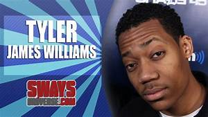The Walking Deadu002639s Tyler James Williams Talks Filming The