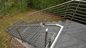 Edelstahl Nach Maß : edelstahl gel nder gefertigt nach ma handrail custom made by edelstahl haese youtube ~ Watch28wear.com Haus und Dekorationen