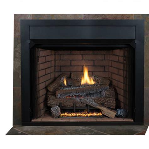 buy a gas fireplace ihp superior vrt4000 universal vent free gas firebox