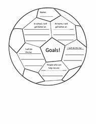 Best goal worksheet ideas and images on bing find what youll love soccer goal setting worksheet ibookread Read Online