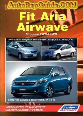 free online car repair manuals download 2002 toyota mr2 electronic throttle control download free honda fit aria 2002 2009 honda airwave 2005 repair manual image by