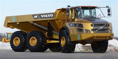 volvo construction equipment golden hauler
