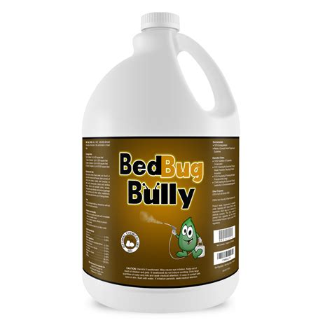 bed bug bully  gallon bed bug treatment