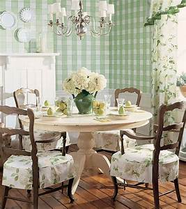 5 easy simply ways to decorate wooden chairs for Interior decorating styles french country