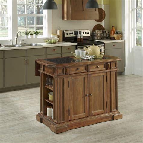 homedepot kitchen island home styles americana vintage kitchen island with storage