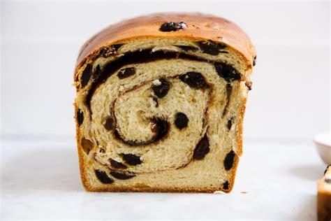 cinnamon raisin swirl bread recipe  food