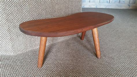 retro kidney shaped coffee table vintage solid teak kidney shaped coffee table danish