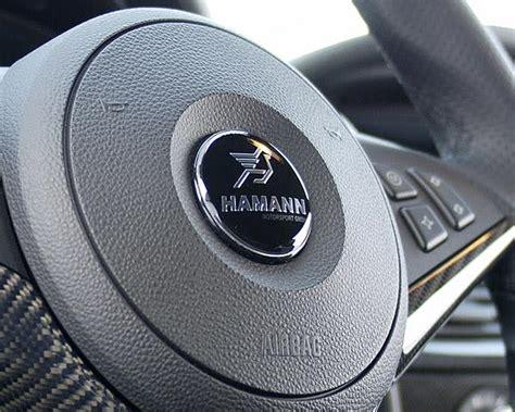 Hamann Emblem For Steering Wheel Bmw!!