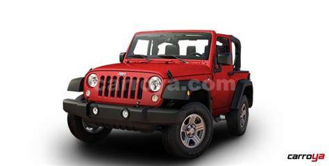 jeep wrangler sport  aut  precio en colombia