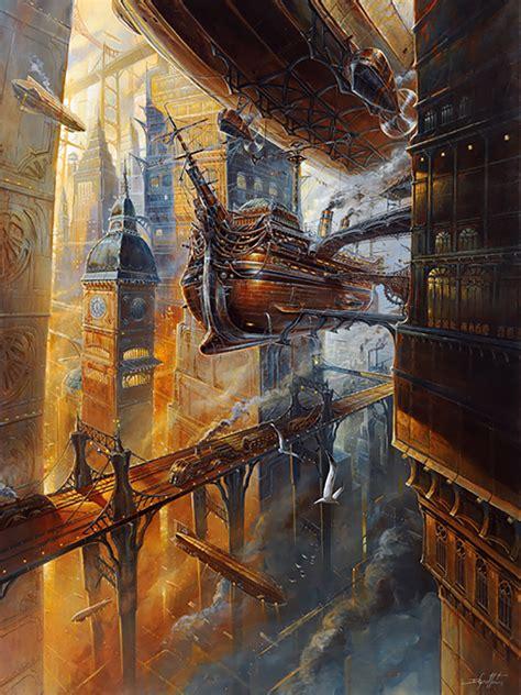 Didier Graffet artwork - Never Was