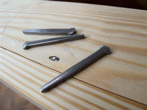 flooring nails the oddest cut nails i ve seen lost art press