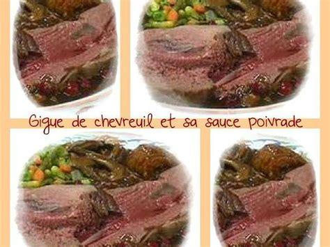 cuisine et fetes recettes de chevreuil et fêtes
