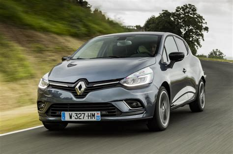 Renault Clio Diesel by 2016 Renault Clio Dci 110 Dynamique S Nav Review Review
