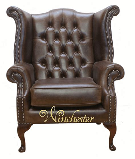 Chesterfield Armchair Uk by Chesterfield High Back Wing Chair Uk