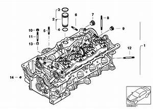 Original Parts For E46 316ti N42 Compact    Engine   Cylinder Head