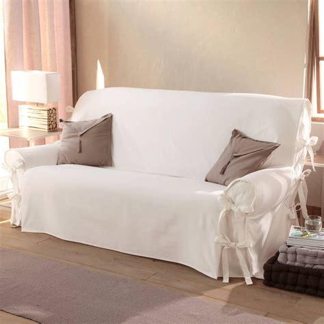 house de canapé housse de canape blanche canapé idées de décoration de