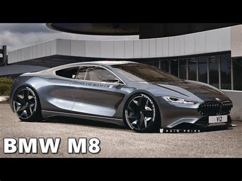 Bmw M8 2020 by 2020 Bmw M8 Supercar Preview