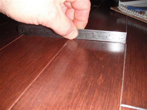 Wood Floor Inspection   Reuben Mitchell Wood Floor Specialist