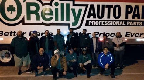 O'reilly Auto Parts Workers Win Teamster Representation