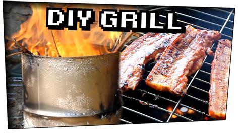 experiment grill aus stahlfass bauen     youtube