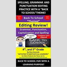 1000+ Images About Teaching Succes Capitalization On Pinterest  Activities, Rules For And Spelling