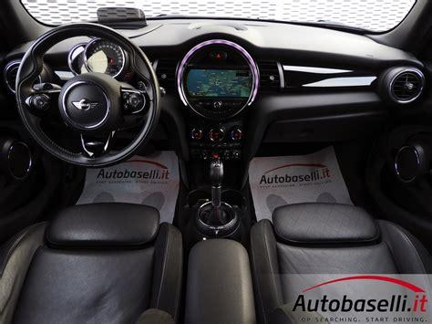 portiere auto usate mini cooper sd 2 0 d hype 170 cv automatica autobaselli it