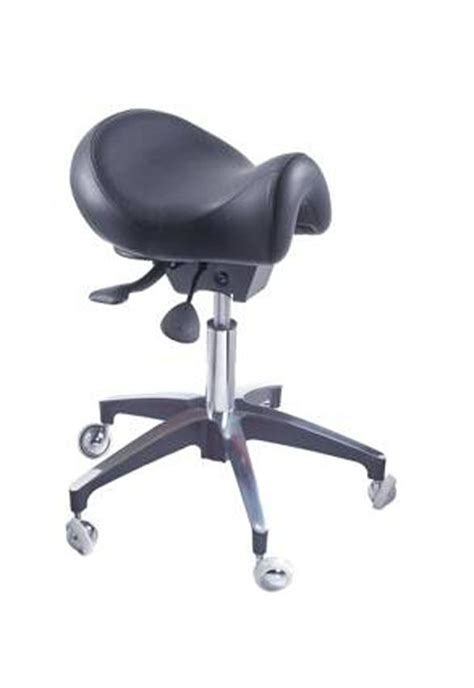 physio chair base premium saddle stool poc 163 195 00 complete healthcare