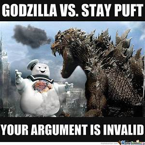 Pics For > Godzilla Meme Nope