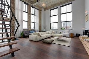 Williamsburg Loft Goes From Shabby to Industrial Chic ...