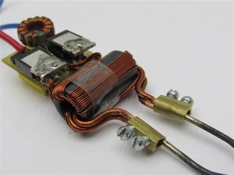 Diy Instant Heating Soldering Iron Smith