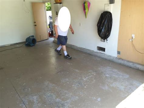 epoxy flooring do it yourself epoxy seal garage floor doityourself com community forums