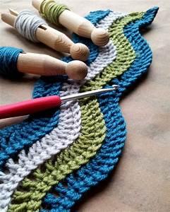 Best 20  Crochet Wave Pattern Ideas On Pinterest