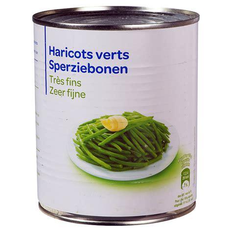 comment cuisiner des flageolets en boite recettes haricots verts en boite