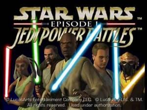 Star Wars: Jedi Power Battles - PSX gameplay - YouTube