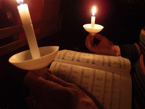 christmas eve candlelight service st john s episcopal