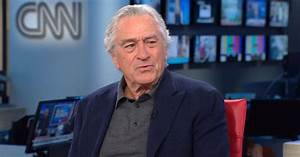 Robert De Niro has some choice words, and a couple f-bombs ...