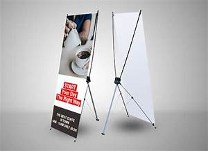 X Stand Banners Online Banner Printing Rush Flyers