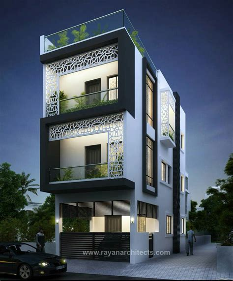 55 photos of three storey house designs for narrow lots